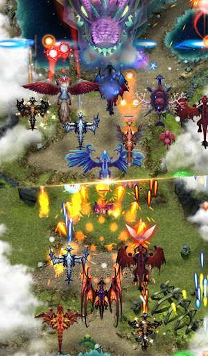 Dragon Epic - Idle & Merge - Arcade shooting game filehippodl screenshot 20