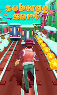 Subway Surf: Official Game FREE - náhled