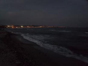 Photo: Rodostónál már sötétben fogok partot.