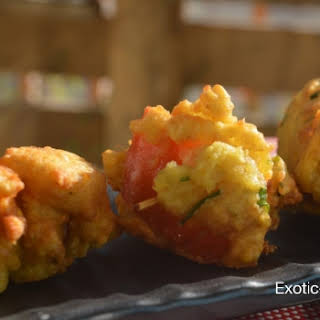 Dal Vegetable Pakora.
