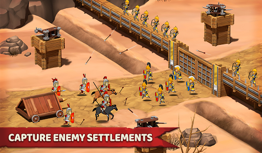 Grow Empire: Rome  screenshots 23