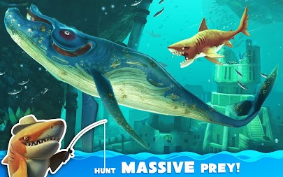 Hungry Shark World APK screenshot thumbnail 11