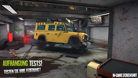 Revolution Offroad : Spin Simulation Screenshot