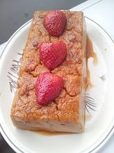 Photo: Versión del puding de polenta del libro de Pasión por la Cocina Sana