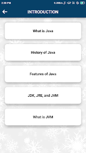 Learn Java (Offline) for PC / Windows 7, 8, 10 / MAC Free