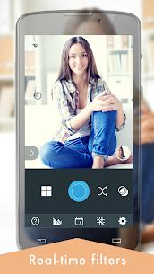 KVAD Camera +: best selfie app, cute selfie, Grids 1