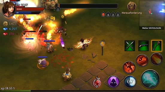Dungeon Chronicle [v2 44] Mod (Dumb Enemy) Apk for Android