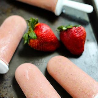 Strawberry Pistachio Coconut Dream Pop Recipe