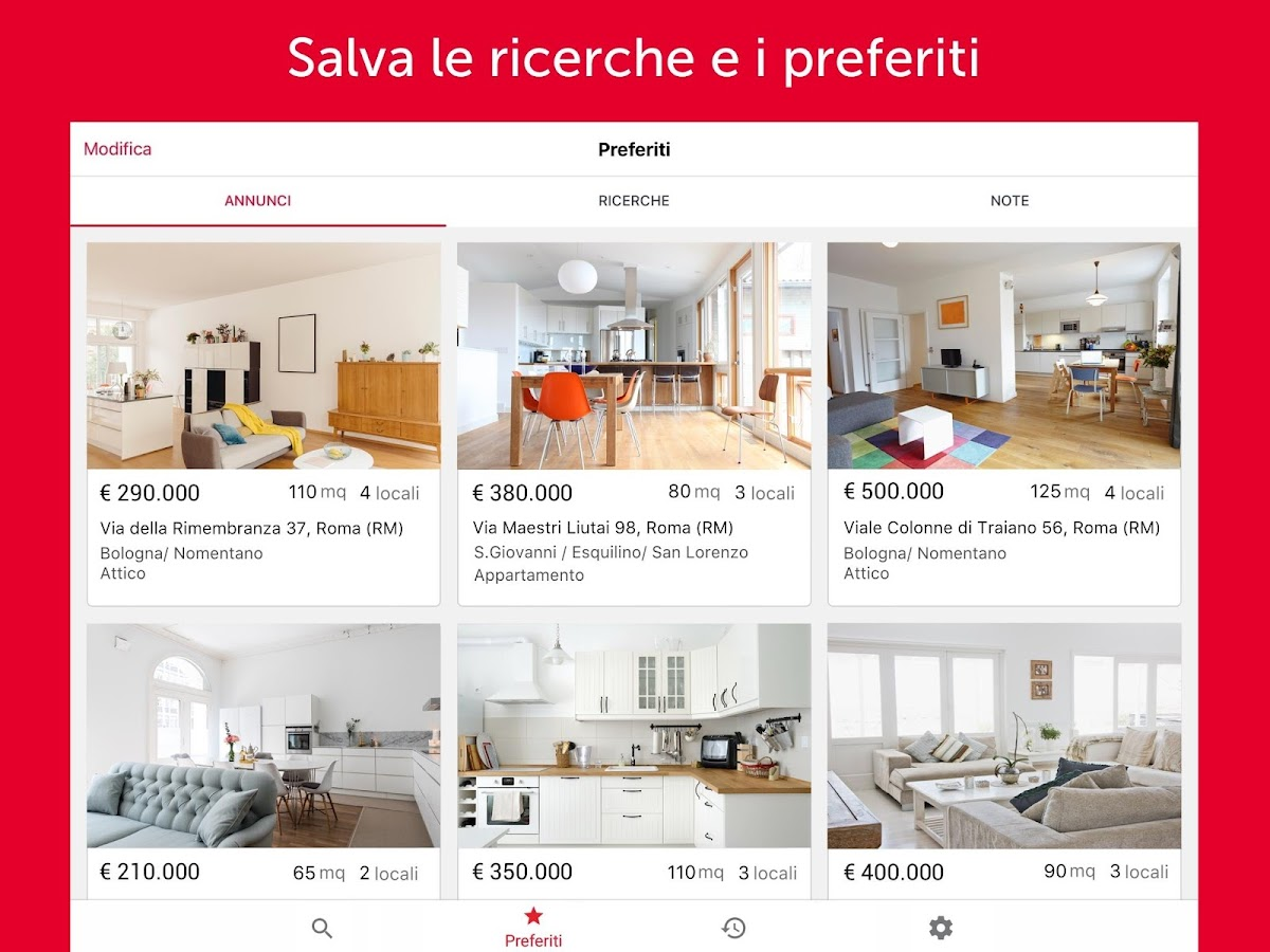 Casa.it Vendita e Affitto Case- screenshot