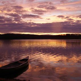 Glendale lake  by Bryan Gruber - Landscapes Sunsets & Sunrises