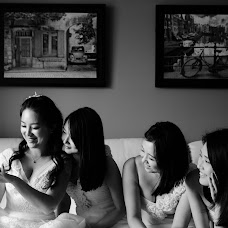 Wedding photographer Hongzi Chen (hongzichen). Photo of 10.01.2017