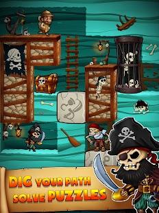 diggy loot dig out treasure hunt adventure game