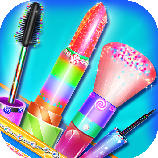 Candy Makeup - Art Salon Icon