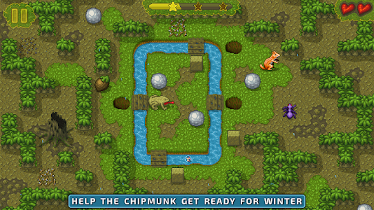 Chipmunk's Adventures MOD APK [Unlimites Tips And Seeds] 7