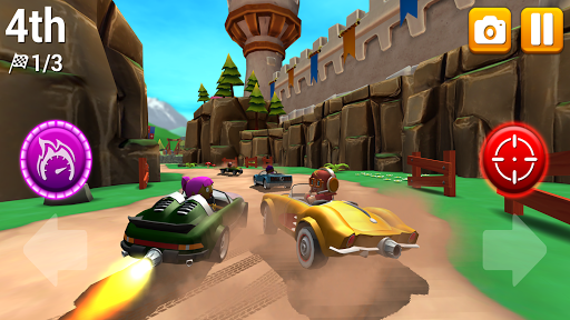 Rev Heads Rally android2mod screenshots 5