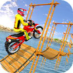 Bike Stunt Crazy Master : Dirt Bike Stunt Racer 3D icon
