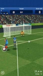 Finger soccer : Football kick 10