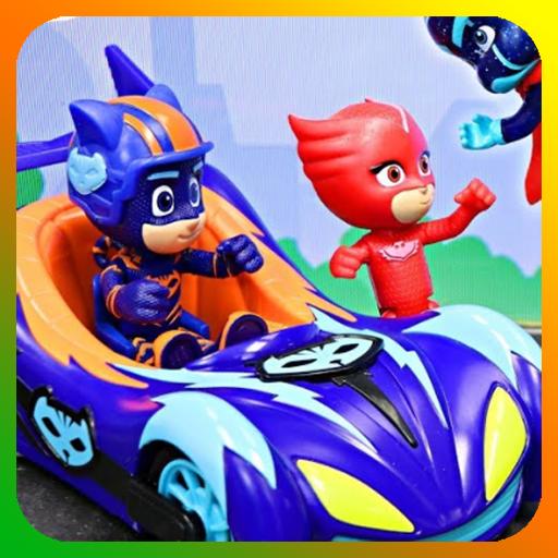 PJ Race Toys
