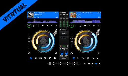 Download Android App Virtual DJ Mix for Samsung | Android