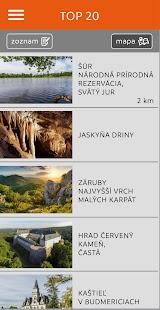 Malé Karpaty TRAVEL GUIDE - náhled
