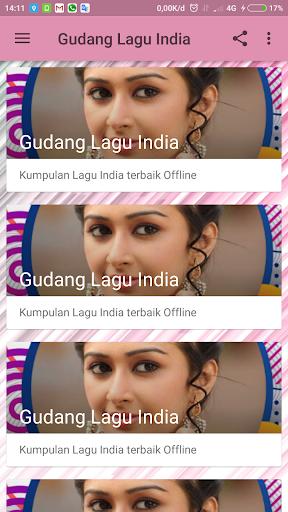 Gudang Lagu Mp3 : Lagu India Offline Terlengkap screenshots 2