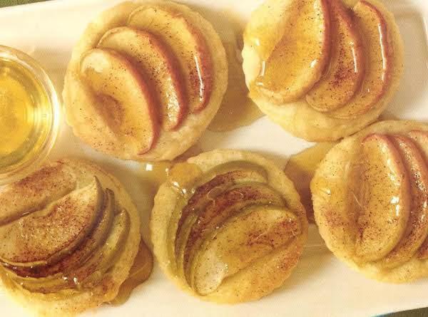 Mini Honey Apple Tarts