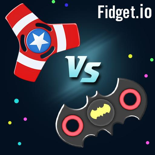 Fidget Spinner .io Game Icon