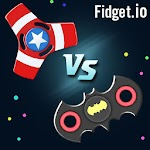 Fidget Spinner .io Game