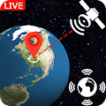 Live Earth Map Real Time: Satellite View GPS Track APK