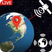 Tải Live Earth Map Real Time APK