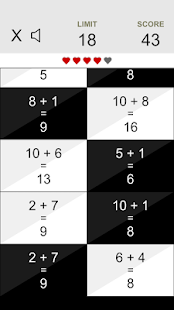 Math Counting Challenge - Free- screenshot thumbnail