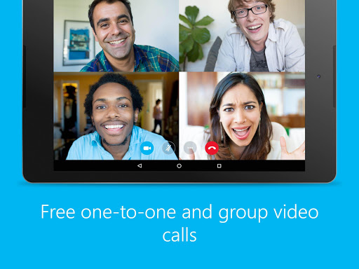 Skype - free IM & video calls screenshot 8