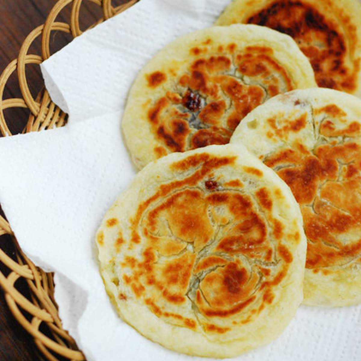 Hoddeok (Hotteok) – Sweet Korean Pancake