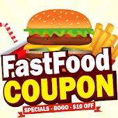 King Fast Food Coupons – Burger king Pizza