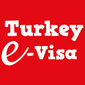 Turkey electronic e visa icon