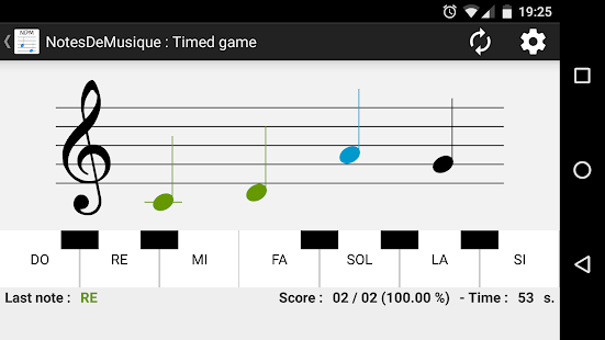 Notesdemusique Learning To Read Musical Notation Apps On Google Play