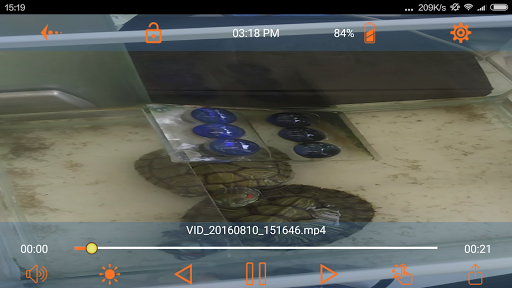 HD VPlayer Pro screenshot 4