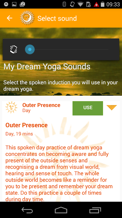 Lucid Weaver Dream Yoga- screenshot