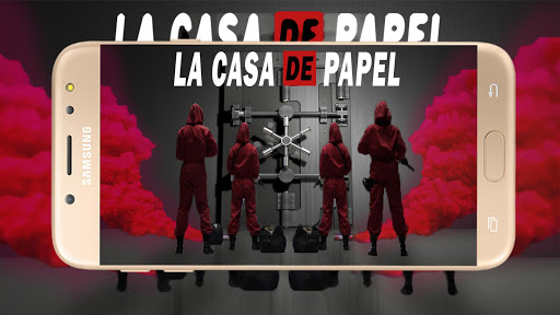 La casa De Papel HD Wallpaper: Best 4k Picture 1.0 screenshots 1