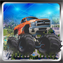 Impossible Monster Truck: Stunt Driving