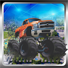 Impossible Monster Truck: Stunt Driving icon