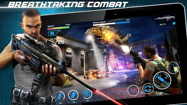 Combat Elite: Border Wars