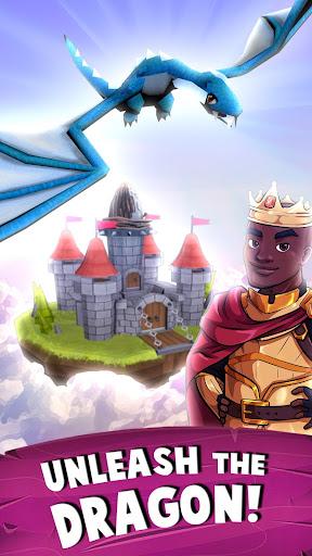 Castle Fusion Idle Clicker apkdebit screenshots 7