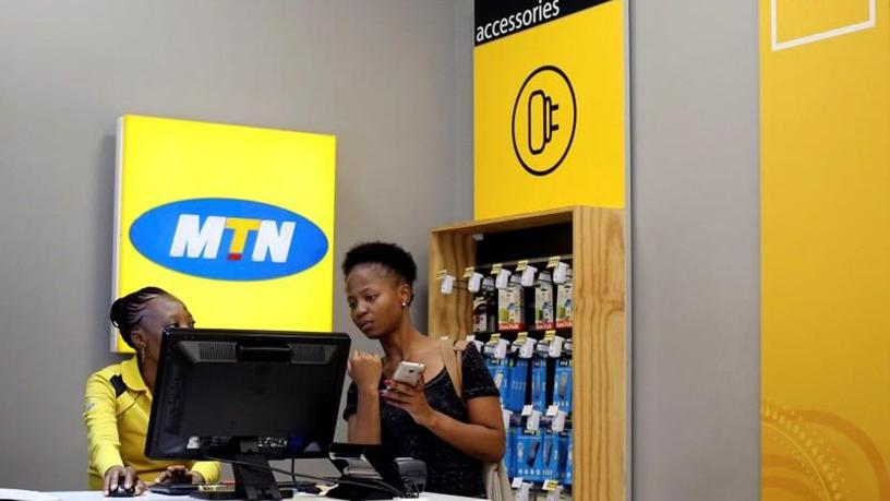 MTN provides services to 56 million people in Nigeria.