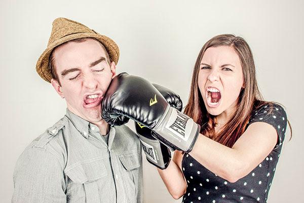 Ảnh hưởng của sự tức giận khi gửi email