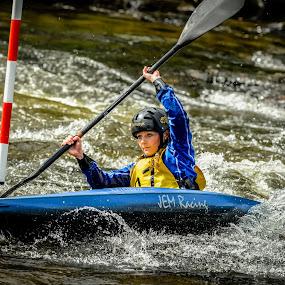 Jem Racing by Al Goold - Sports & Fitness Watersports