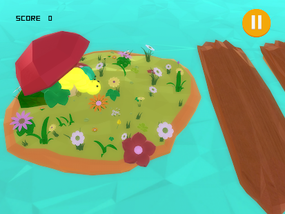 Crawly the Caterpillar- screenshot thumbnail