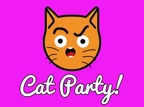 CAT PARTY!😻🎉🐈🥳😹
