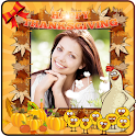 Thanksgiving Photo Frames icon