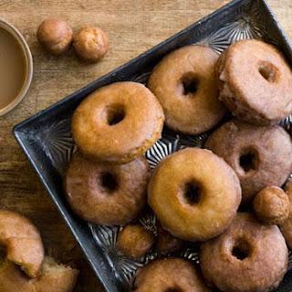 Spiced Cider Doughnuts
